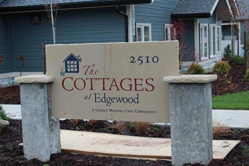 The Cottages at Edgewood - A Unique Memory Care Community