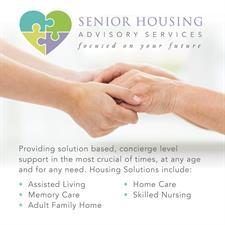 Senior Housing Advisory Services