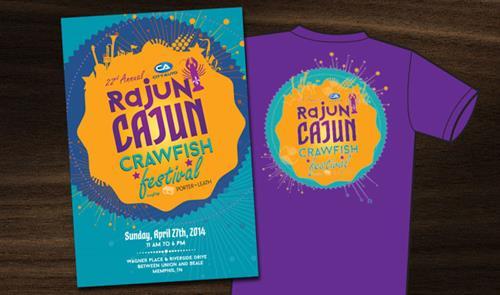 22nd Annual City Auto Rajun Cajun Crawfish Festival