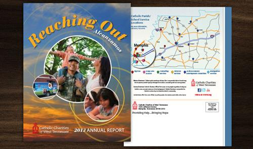 Catholic Charities of West Tennessee 2013 Annual Report