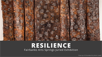 Art Intake: RESILIENCE - Fairbanks Arts Spring Juried Exhibition