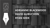 Fairbanks Arts Literary Reading