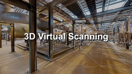 3D Virtual Scanning