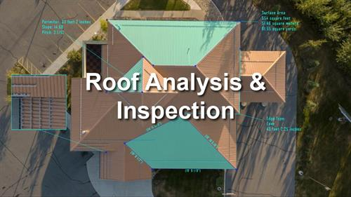 Roof Analysis & Inspection
