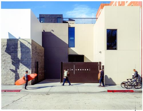 45 N Venice, L.A. Louver Gallery