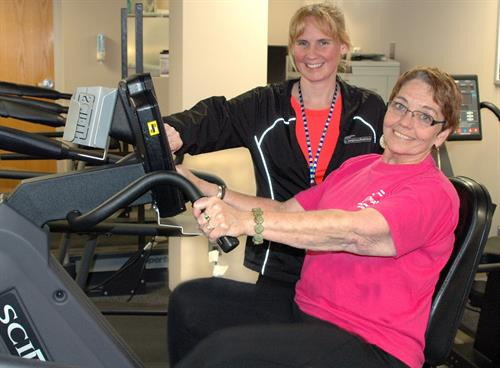 Cardiopulmonary Rehabilitation and Care - Helping you live an active life