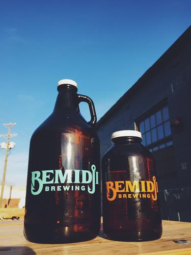 Catch a pint at the Taproom, or grab a growler or howler to go.