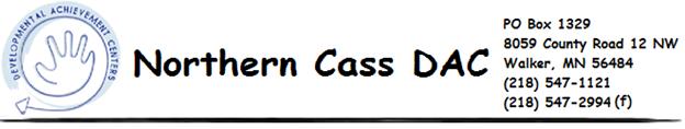 Northern Cass DAC, Inc.