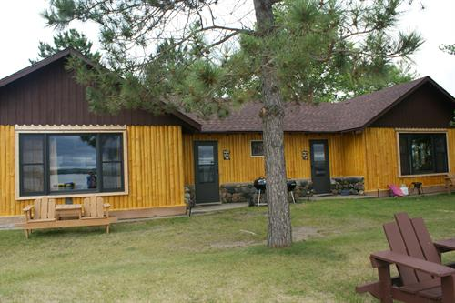 ABL cabins lakeside