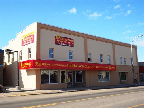 Bill Hansen Realty - Walker Office