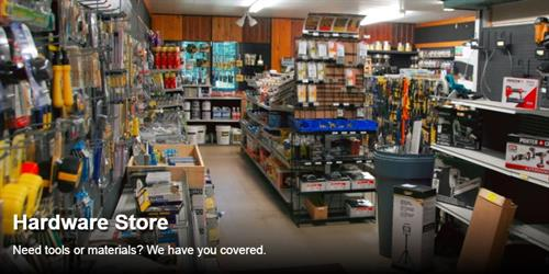 Hardware & Building Supplies