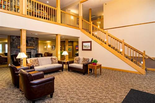 May Creek Assisted Living Common Area