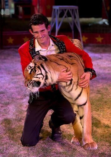 Ryan Holder and Diego make every day a Tiger Adventure.