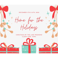 Home for the Holidays (Christmas by the Lake Weekend)