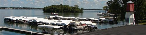 Clear Lake Boats Marina - 15296 Raney Drive - Clear Lake, IA 50428