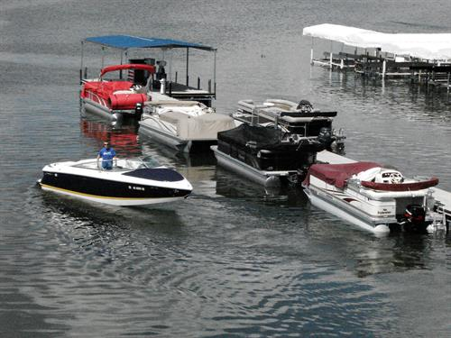 Clear Lake Boats 24/7 Gas Dock