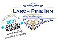 Spring Tea at the Larch Pine Inn