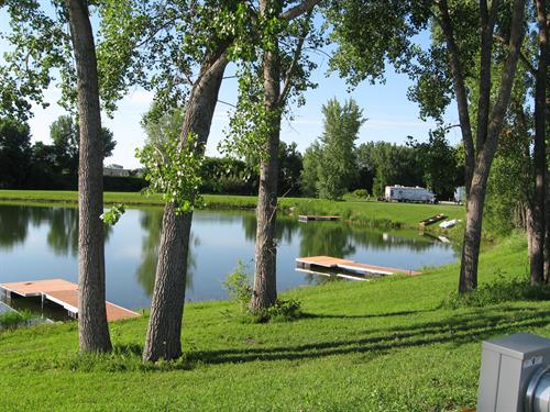 Our newly established campground is only 6 blocks east of Downtown Clear Lake
