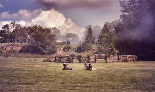 Pipestone Civil War Days - August 15-16, 2020 (L. Flanagan)