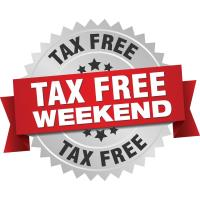Sales Tax Holiday/Tax-Free Weekend