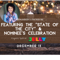 SOLD OUT | Chamber Luncheon : Christmas with the Mayor & Nominee Celebration