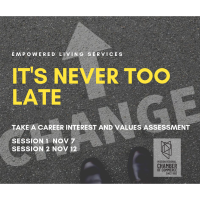 Career Assessment Workshop with Empowered Living Services PART 2