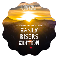 Business Leader Series - Early Risers Edition