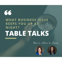 Table Talks - Coffee with the Chamber