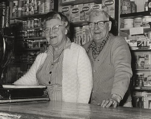Acton & Jessie Kilby circa 1920