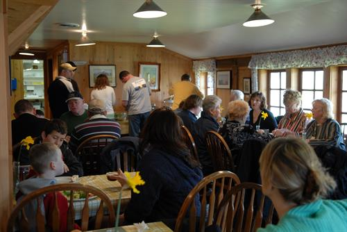 Group tours for seniors and for schools available year-round.