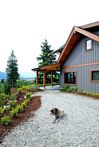 Deroche custom home