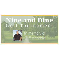 2019 Nine and Dine Golf Tournament - In memory of Cliff Annable