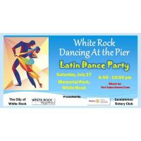Latin Dance Party - August