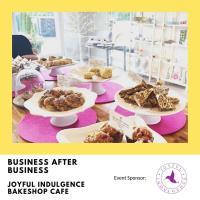 Business Mixer at Joyful Indulgence Bakeshop