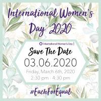 International Women's Day Event 2020