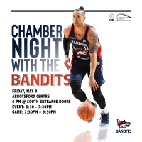 Business Mixer with the Fraser Valley Bandits