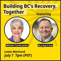 Building BC's Recovery, Together