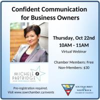 Confident Communication for Business Owners