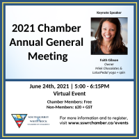 2021 Chamber Annual General Meeting