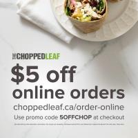 The Chopped Leaf - Morgan Crossing - Surrey