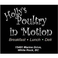 Holly's Poultry in Motion - White Rock