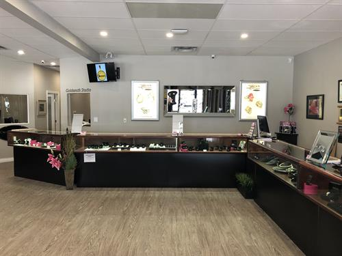 We have expanded our showroom !