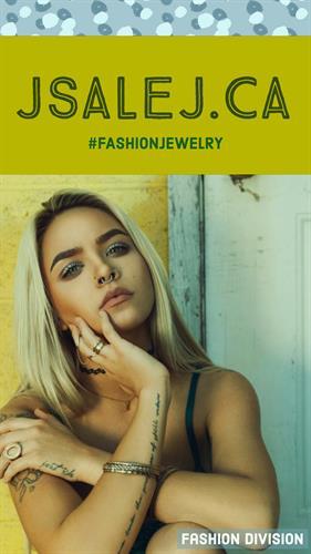 #fashionjewelry | jsalej.ca