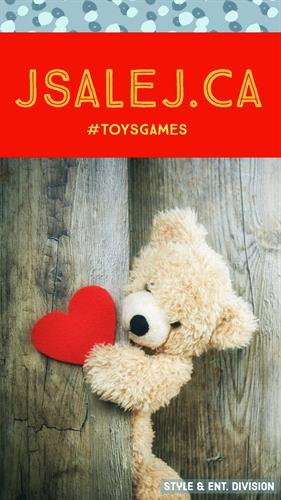#toysgames | jsalej.ca