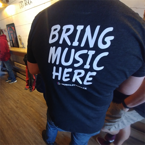 Developing fundraising tools that support live music