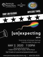 [un]expecting - A One Woman Show about artificial insemination coupled with internalized homophobia