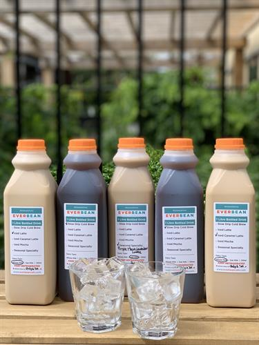 1-Litre Bottled Specialty Coffee