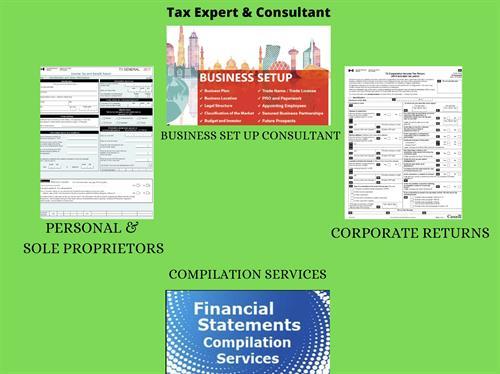 Tax & Consultant