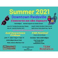 Summer 2021 Concerts on the Square