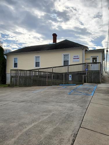 125 N. Main Street, Reidsville, NC 27320